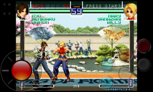 King of Fighters 2002截图2