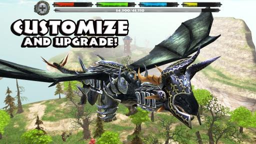 巨龙世界模拟器截图3
