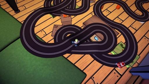 OverVolt:疯狂赛车截图1