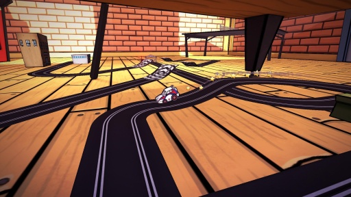 OverVolt:疯狂赛车截图2