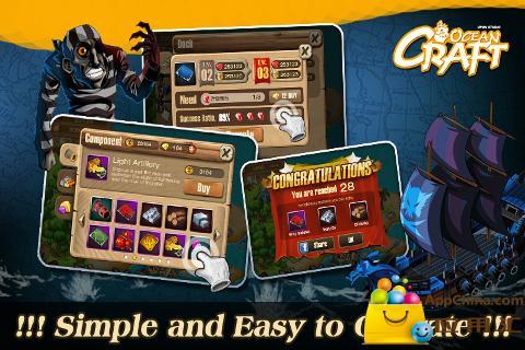 免費策略App|OceanCraft|阿達玩APP