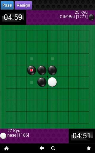 黑白棋大战截图1