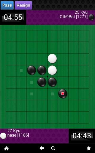 黑白棋大战截图2