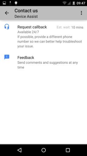 Google设备助手截图3