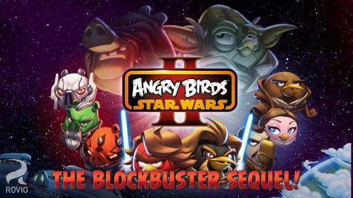 愤怒的小鸟:星球大战2 高级版截图0
