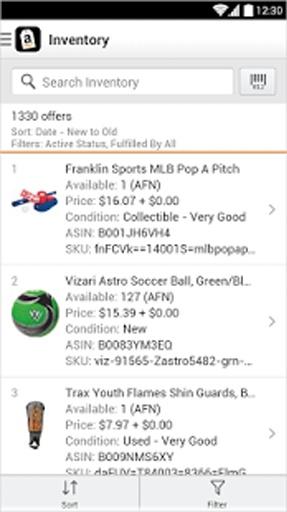 Amazon Seller截图2