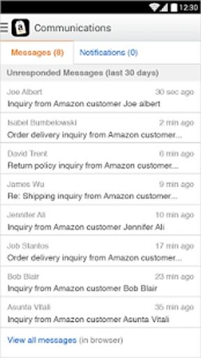 Amazon Seller截图5