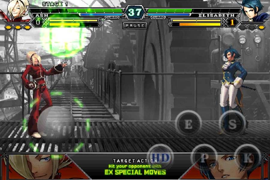 拳皇2012 免费版截图3