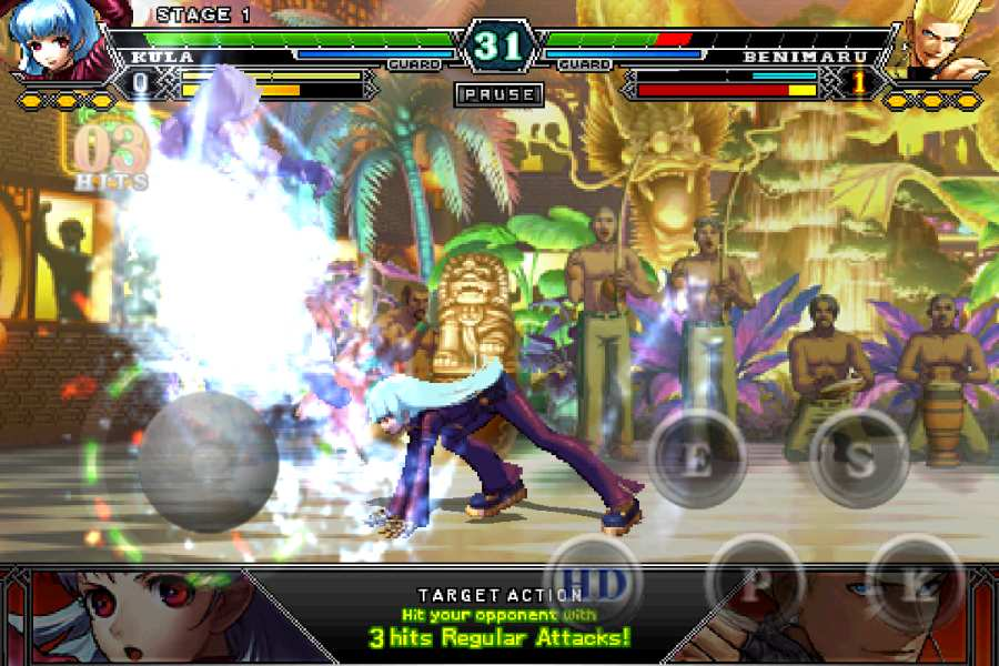 拳皇2012 免费版截图4