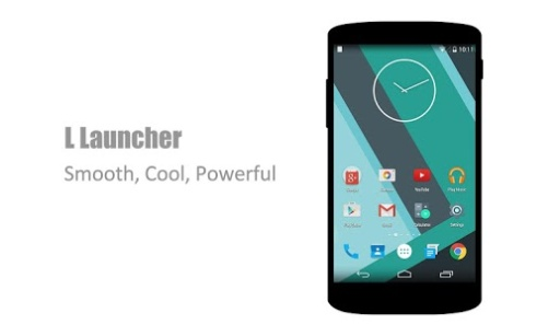 L Launcher - Lollipop Launcher