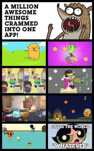 Cartoon Network Anything截图5