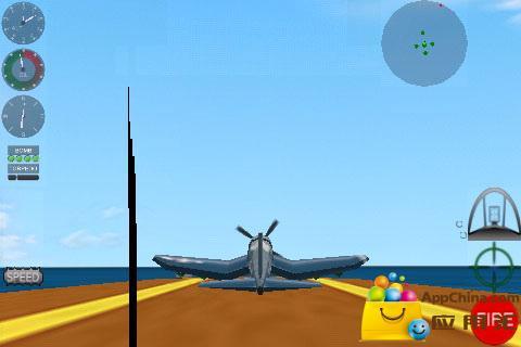 太平洋海军空战队截图1
