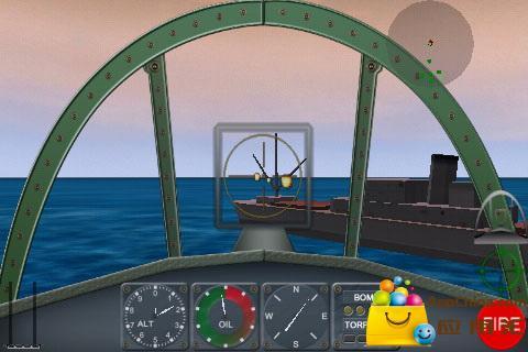 太平洋海军空战队截图2