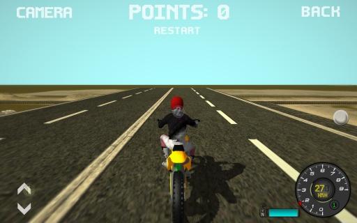 越野摩托车模拟器截图2