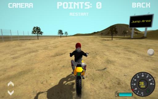 越野摩托车模拟器截图3