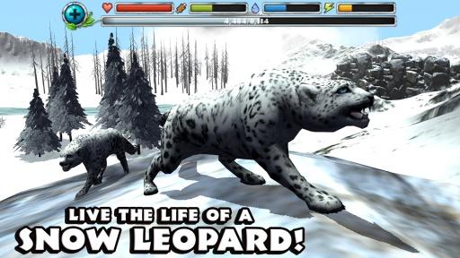 雪豹模拟器截图0