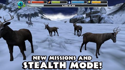 雪豹模拟器截图2