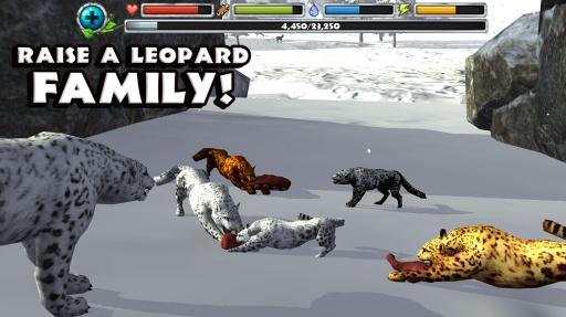 雪豹模拟器截图3