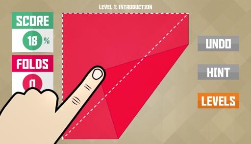 智慧折纸截图2