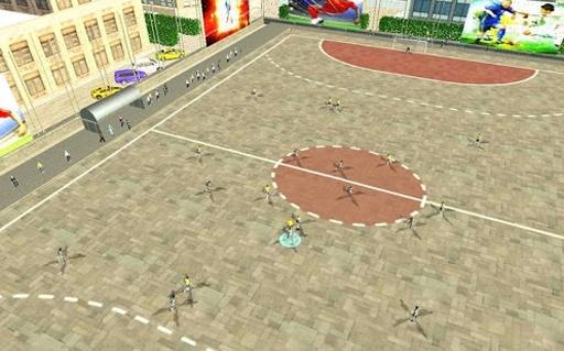 完美街头足球截图0