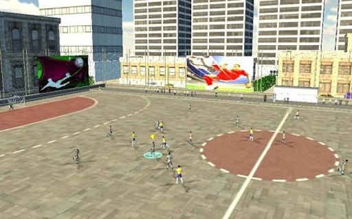 完美街头足球截图1
