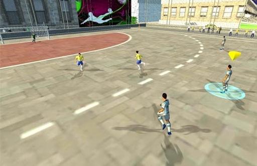 完美街头足球截图3