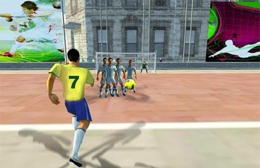完美街头足球截图4