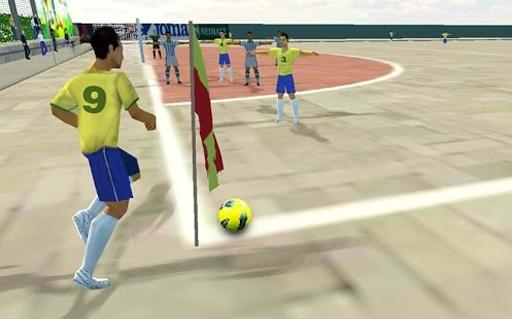 完美街头足球截图5