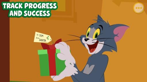 猫和老鼠的圣诞节截图3