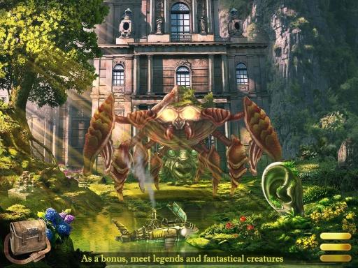 巨人的秘密世界截图3