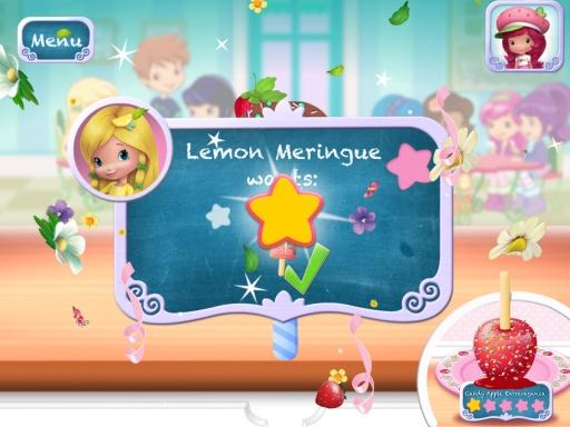 草莓女孩甜品店游戏截图3