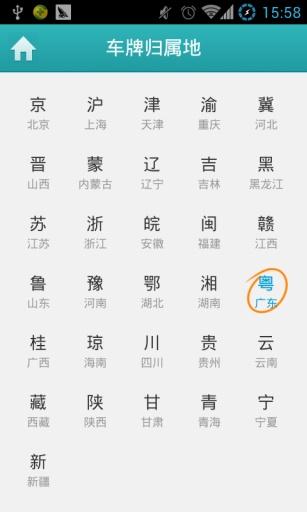 广东交通违章查询截图4