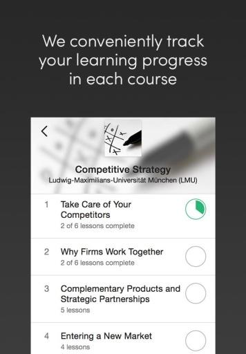 Coursera在线课堂截图4