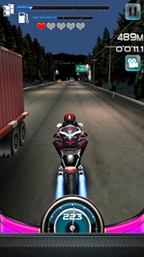 模拟器:城市交通摩托