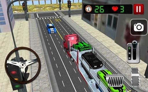 Car Transporter 3D截图0