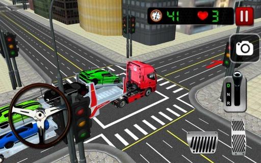 Car Transporter 3D截图10