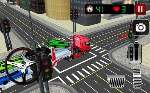 Car Transporter 3D截图2