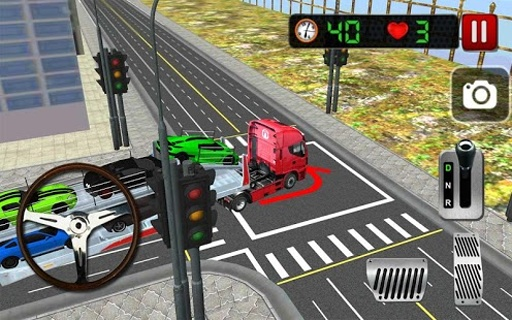 Car Transporter 3D截图3