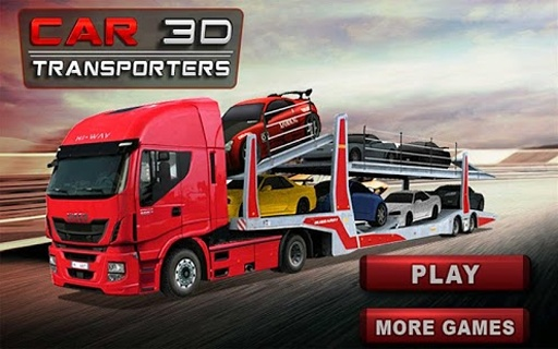 Car Transporter 3D截图4