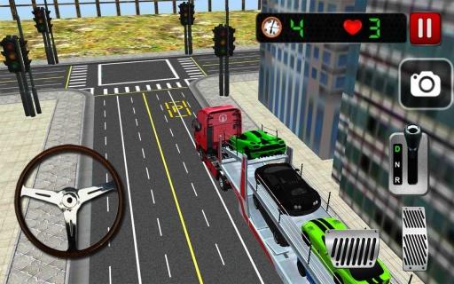 Car Transporter 3D截图8
