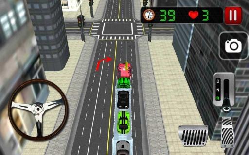 Car Transporter 3D截图9