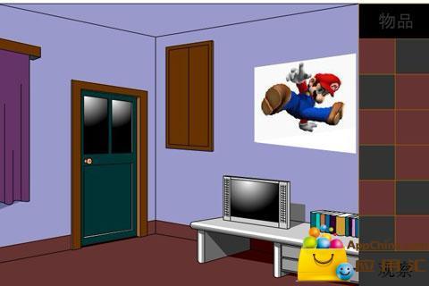 密室逃脱15 叔叔的房间