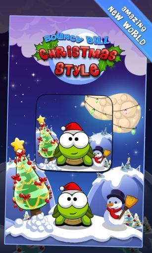 跳跳龟 圣诞节版截图0