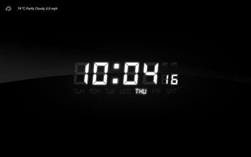 我的闹钟截图1