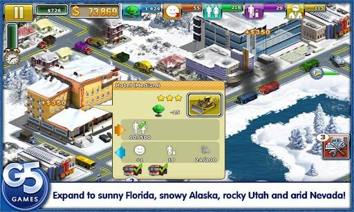 虚拟城市2:天堂度假村截图0