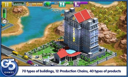 虚拟城市2:天堂度假村截图1