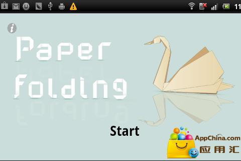 PaperFlodring