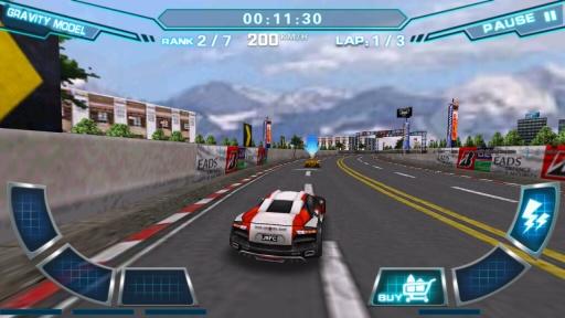 真实赛车竞速截图3