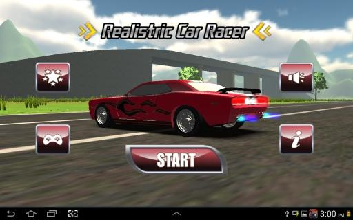 真正的汽车赛:极品飞车3D截图10