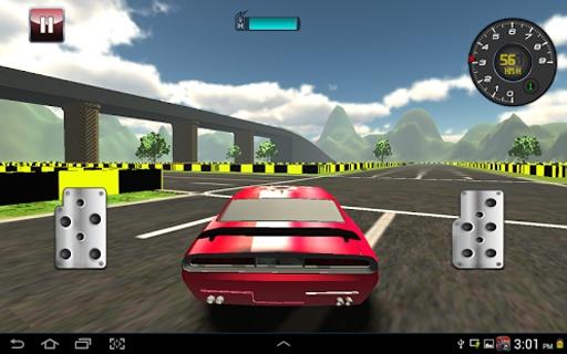 真正的汽车赛:极品飞车3D截图3